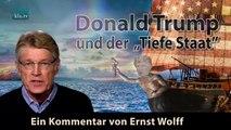"""Donald Trump und der """"Tiefe Staat"""" (Kommentar von Ernst Wolff) -  27.07.2018 - www.kla.tv_2"""