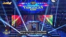 TNT KIDS: Luzon contender sings John Ramirez sings Freddie Aguilar's Bulag, Pipi At Bingi