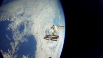 Astronaut Captures A 'Giant Thumbprint' From Space