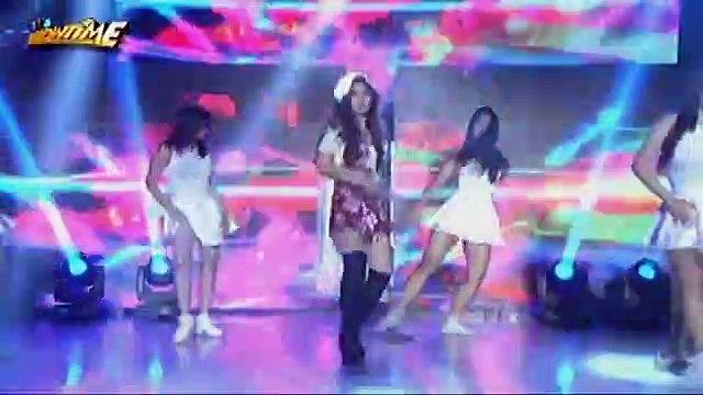Loisa's comeback birthday performance on It's Showtime
