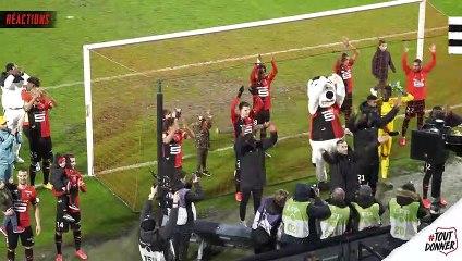 Flavien Tait décisif face  Montpellier