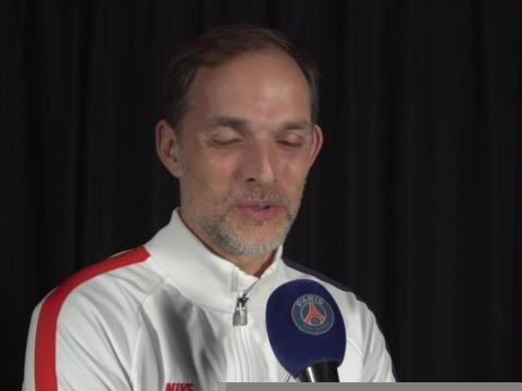 8es - Tuchel : ''Pas l'équipe pour gérer un 1-0''