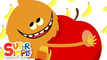 Apples & Bananas | Super Simple Songs