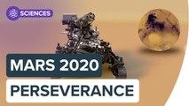 Perseverance, à la recherche de la vie sur Mars   Futura