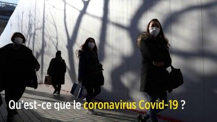 LPHD 2481 - Qu'est-ce que le coronavirus Covid-19 ?