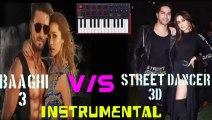 Baaghi 3 vs Street Dancer 3D Instrumental ringtone / Baaghi 3 / Street Dancer 3D