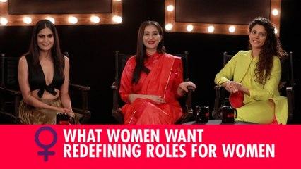 Changing Female Characters In Movies | Manisha Koirala | Saiyami Kher | Aaditi Pohankar