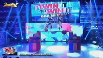 TWIN IT TO WIN IT Grand Finals: Folk and pop dancing by Palacio twins