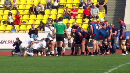 REPLAY RUSSIA / ROMANIA - RUGBY EUROPE CHAMPIONSHIP 2020