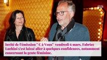 Fabrice Luchini dévoile le surprenant contenu des lettres de ses fans