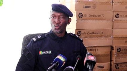Commissaire Fabou Camara, Directeur de la DPJ