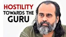 The Guru is helping you even when you are hostile to him||Acharya Prashant,on Raman Maharishi(2019)
