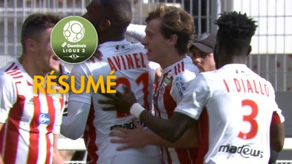 AC Ajaccio - FC Lorient (1-0)  - Résumé - (ACA-FCL) / 2019-20
