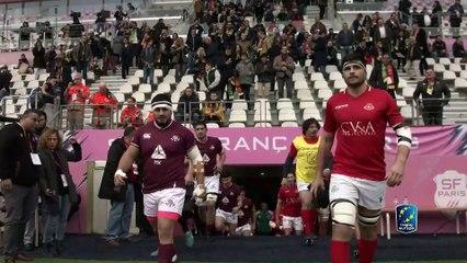HIGHLIGHTS - PORTUGAL / GEORGIA - RUGBY EUROPE CHAMPIONSHIP 2020 - PARIS