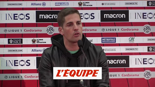 Moreno «On méritait la victoire» - Foot - L1 - Monaco