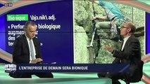 BFM Stratégie (Cours n°88): L'entreprise de demain sera bionique - 07/03