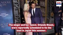 Katy Perry, Orlando Bloom Postpone Wedding Over Coronavirus