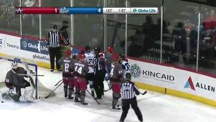 Game Recap - Wichita Thunder at Allen Americans