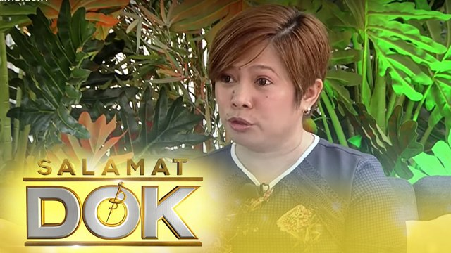 Dr. Laila Celino discusses the sexually-transmitted infection HPV   Salamat Dok