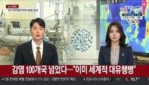 """100개국 강타한 코로나19…""""이미 팬데믹"""" 지적"""