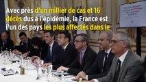 Coronavirus : Macron réunit un conseil de défense