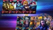 (LIVE)Gameplay Hero Hanabi ,Hero OP yang jarang diketahui