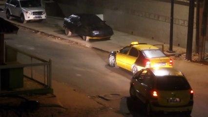 Mahfousse - Corona Virus 2 avec un Taximan ( Camera Cachée Mahfousse en français  )