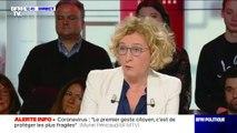 """Muriel Pénicaud: """"Pour ceux qui veulent être indépendants, il faut leur laisser cette liberté, mais il faut des protections"""""""