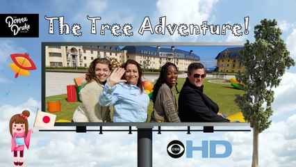 The Donna Drake Show in Japan: Ep.106 - Tree Adventure