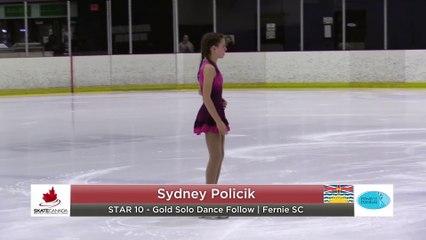 Star 10-Gold Follow Solo Dance Pattern Dance - 2020 belair Direct Super Series Final - Rink 2 (44)