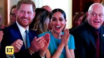 Meghan Markle and Prince Harry Have THE CUTEST REACTION to Couple Getting Engaged in Front of Them