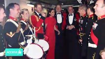 Meghan Markle and Prince Harry Hold Hands And Wow In Red Outfits AtMountbatten Festival of Music
