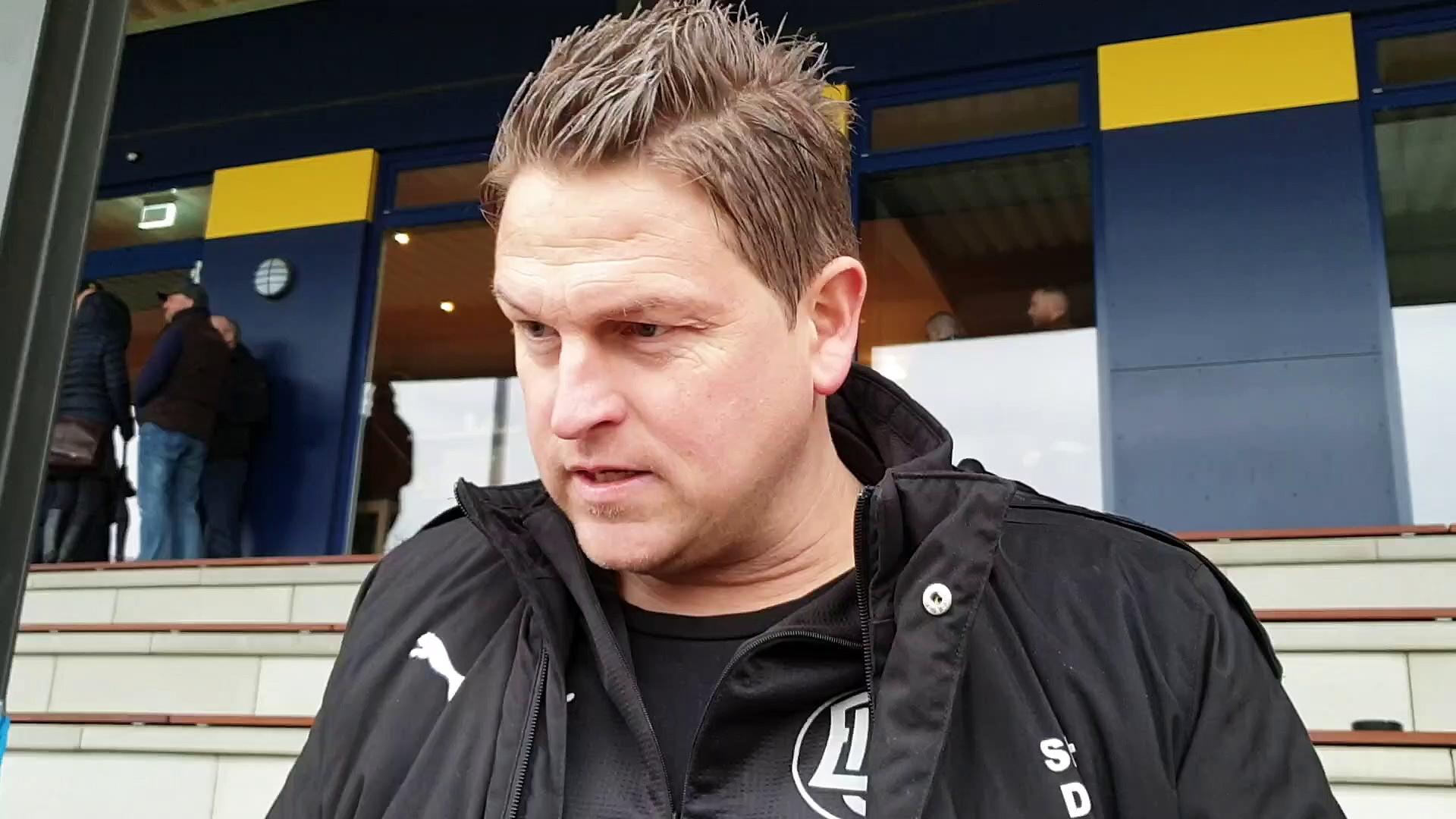 Marco Stier (Trainer BU) im Interview