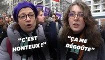Les manifestantes du 8 mars indignées par les violences à la marche féministe