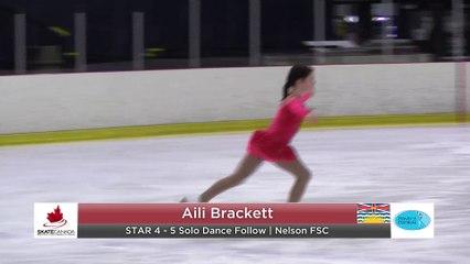 Star 4-5 Follow Solo Dance Pattern Dance - 2020 belair Direct Super Series Final - Rink 2 (47)