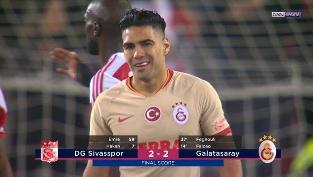 Turquie - Galatasaray freiné après un superbe 2-2 !
