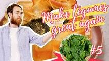 Jules tente de faire aimer un légume détesté #5 ! Recette des épinards façon spanakopita - 750g