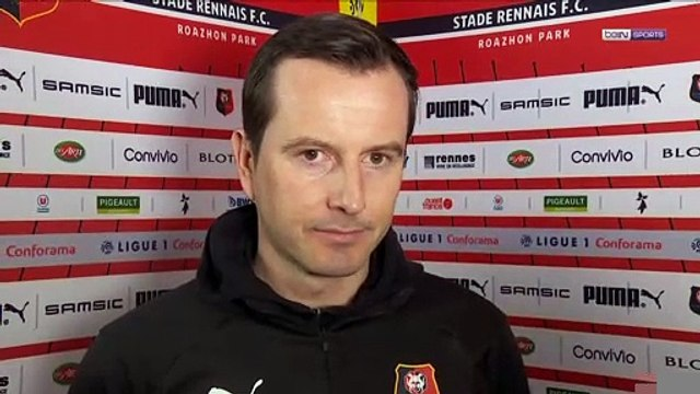 """Rennes / Julien Stéphan : """"Notre match référence !"""""""