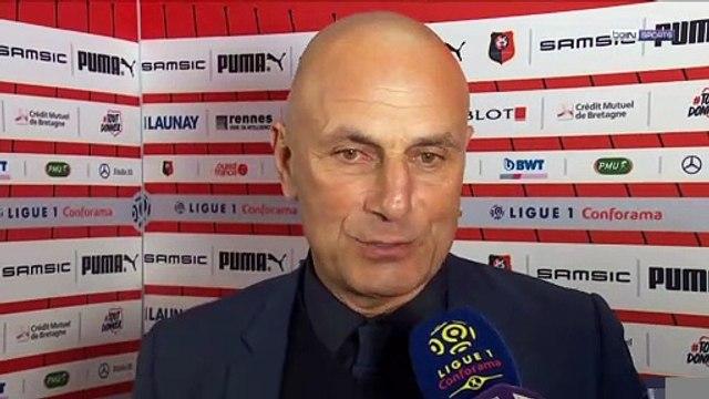 """Montpellier / Michel Der Zakarian : """"On s'est fait manger par les Rennais"""""""