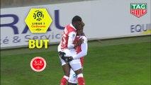 But El Bilal TOURE (37ème) / Stade de Reims - Stade Brestois 29 - (1-0) - (REIMS-BREST) / 2019-20