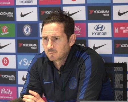 """29e j. - Lampard : """"Giroud joue très bien et est fantastique dans le vestiaire"""""""