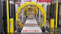 全自動(高速)棧板膠膜纏繞機OMC H+OMC V系列