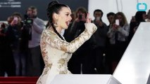 Katy Perry Kisses Orlando Bloom in Cannes