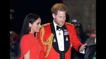 Prince Harry and Meghan Markle attend Festival of Music in London