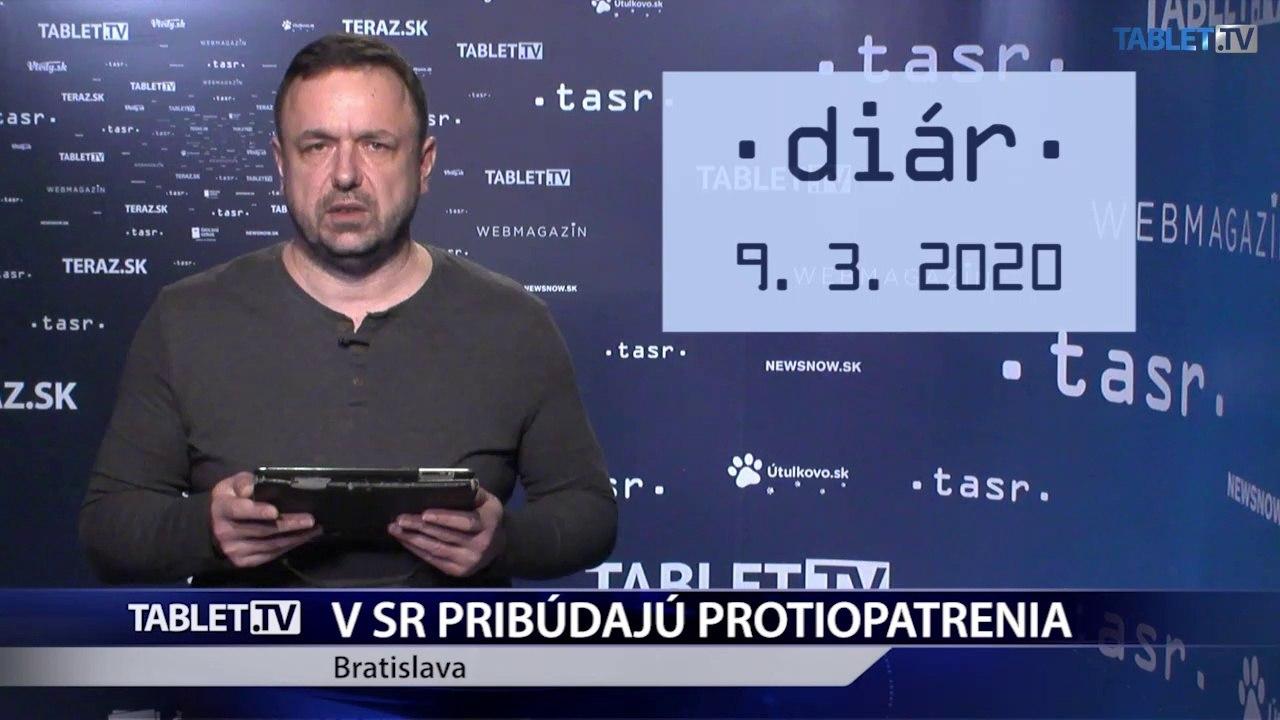 DIÁR: Na Slovensku pribúdajú protiopatrenia v súvislosti s koronavírusom