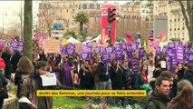 Droits des femmes : une mobilisation importante dimanche 8 mars