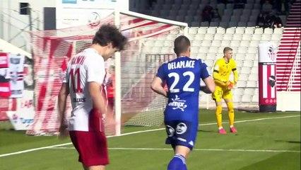 AC Ajaccio - FC Lorient (1-0) : le résumé du match