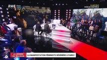 Le monde de Macron: La manifestation féministe dégénère à Paris ! - 09/03