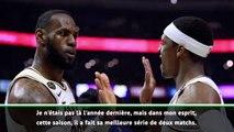 """NBA - Vogel : """"LeBron a produit son meilleur match sous le maillot des Lakers"""""""