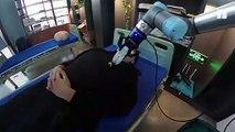 Un robot pour détecter les symptômes du coronavirus à Wuhan